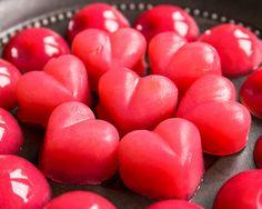 Gominolas de fresas | #Receta de cocina | #Vegana - Vegetariana ecoagricultor.com