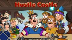 Hustle Castle: Fantasy Kingdom Mod apk for Android. Become the lord and master of a real medieval castle! Accept new subjects, assign them to theirs. Episode Free Gems, Fallout, Coin Master Hack, Point Hacks, Play Hacks, App Hack, Medieval Life, Medieval Castle, Fantasy Castle