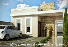 Veja lindas ideias!     Muitos sonham em construir uma casa, mas nem sempre a renda permite realizar esse sonho! Mas hoje existem muitas...