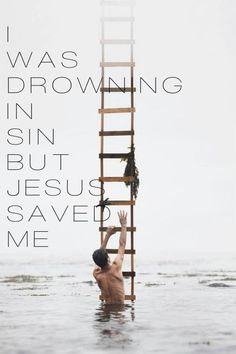 """ Jesus Saves! """