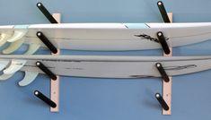 Surfboard Wall Rack Mount Holds 4 Boards by ProBoardRacks on Etsy