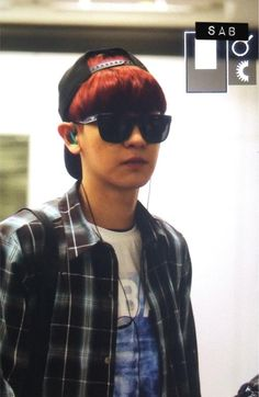 [PREVIEW] 140531 Chanyeol @ Hongkong Airport (cr. sab) pic.twitter.com/KsSvcX2pZr