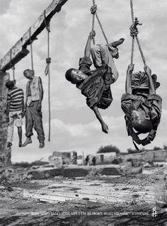 Campagne de communication d'Amnesty International : les enfants soldats