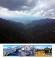Chopta  Trek – Uttrakhand  Trekking - Tours From Delhi - Custom made Private Guided Tours in India - http://toursfromdelhi.com/chopta-trekking-6n7d/