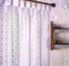 Delicadezas en crochet Gabriela: 10 Moldes de cortinas en crochet                                                                                                                                                     Más