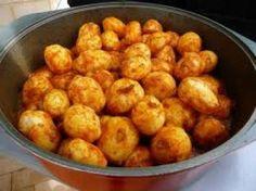 Tandoori Jersey Royal Potatoes