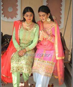 Designer Punjabi Suits, Indian Designer Wear, Indian Suits, Indian Wear, Ethnic Fashion, Indian Fashion, Women's Fashion, Boutique Suits, Patiala Suit