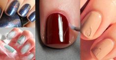 """You want the perfect manicure but you don't always have time or money for the salon. Here is every tip you could ever possibly want to """"nail"""" that salon quality manicure, at home! Nails Decoradas, Toe Nail Designs, Health And Beauty Tips, Diy Nails, Beauty Hacks, Hair Beauty, Nail Polish, Make Up, Nail Art"""
