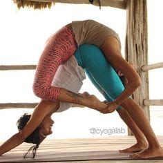12 meilleures images du tableau yoga challenge poses