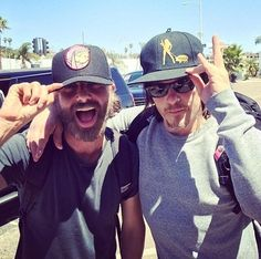 Andy and Norman Take San Diego ... # TheWalkingDead  pic.twitter.com/iXYK8AkVNm