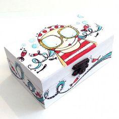 Caja Niña Playera