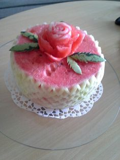 Pelkkää vesimelonia