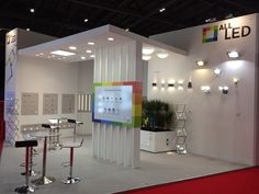 All LED at LuxLive