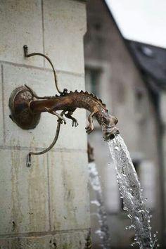 Dragon Faucet