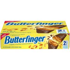 Butterfinger Chocolate Peanut Butter Share Pack Candy, (Box of Dark Chocolate Candy, Chocolate Peanuts, Best Chocolate, Cereal Recipes, Snack Recipes, Delicious Recipes, Dinner Recipes, Snacks, Peanut Butter Candy