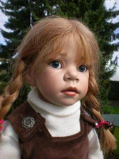 Götz Puppe Gianna 58 cm von Elisabeth Lindner aus 2000FESTPREIS 350 €diese Götz…