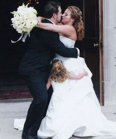 Joey Fatone & Kelly Baldwin September 9, 2004 Joey Fatone, September 9, Celebrity Weddings, Celebrities, Wedding Dresses, Bride Dresses, Celebs, Bridal Gowns, Celebrity