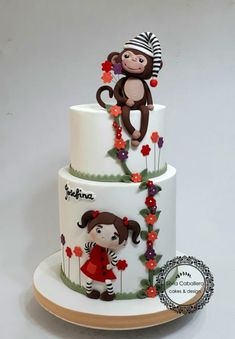 A monkey for Josefina by Silvia Caballero