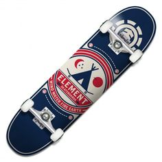 ELEMENT Tee Pee skateboard complet 7.75 pouces 95,00 € #skate #skateboard #skateboarding #streetshop #skateshop @playskateshop