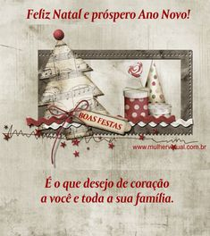 CARTAO Ano Novo Pasta, Humor, Logos, Merry Christmas Card, Happy New Year Message, Christmas Things, Inspirational Quotes, Miniatures, Humour