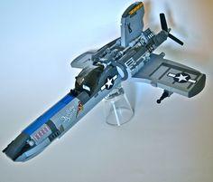 P-143 /by scott34567 #flickr #LEGO #plane