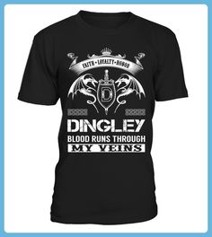 DINGLEY Blood Runs Through My Veins