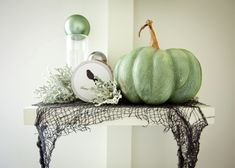 boxwood clippings_halloween decorations 1