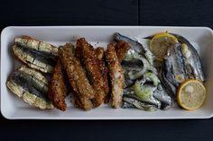 A very fish-based Tapas, Estonian style / Kalalaud a la Viimsi taluturg by Pille - Nami-nami, via Flickr