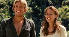 Monte Carlo - Leighton Meester and Luke Bracey as Meg and Riley  LOVELY