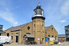 London's Best Lighthouses - More than just Trinity Buoy Wharf.