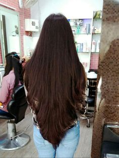 Sexy V shape hair