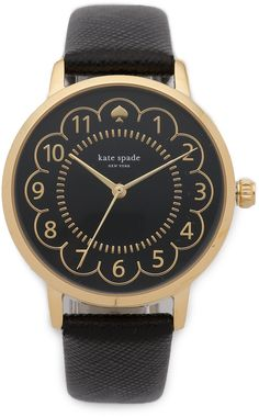 Classy, understated wristwatch(es). This one is Kate Spade New York - Metro Watch