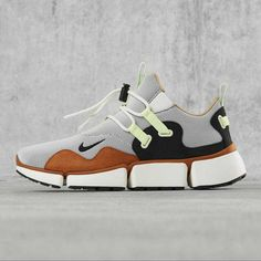 Nike& boutique arm will be re-releasing the Pocketknife DM walking shoes in three ACG-inspired colorways. The shoes will also have textured leathe. Me Too Shoes, Men's Shoes, Nike Shoes, Shoe Boots, Shoes Sneakers, Shoes Men, Hypebeast, Air Jordan, Rayban Sunglasses Mens