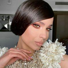 Sofia Carson, Dove Cameron, Sabrina Carpenter, Beauty Skin, Beauty Makeup, Makeup Eyes, Everyday Eyeshadow, Patrick Ta, Celebrity Makeup