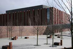 Katowice, NOSPR #Katowice #Architecture #TomaszKonior