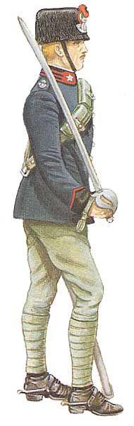 """Regio Esercito - Soldato del 13° Reggimento di Cavalleria """"Monferrato"""", 1910"""