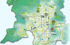 PM2.5 大気常時監視情報  京都市マップ