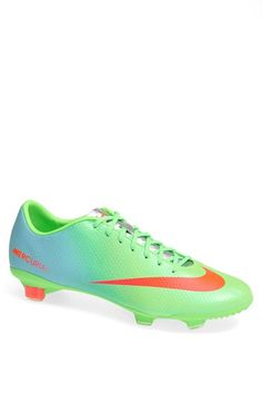 4387dcd6d72e Nike 'Mercurial Veloce FG' Soccer Cleat (Men) available at #Nordstrom Girls
