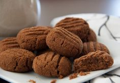Molasses Cookies (Paleo, AIP, Vegan) I made these 12/19/2015 and honestly wasn't all that impressed. They're really dense and not much flavor.