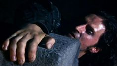 Richard Armitage white knuckle dirty fingers | Me + Richard Armitage
