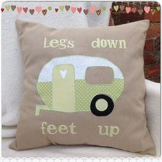 Caravan cushion £20.00