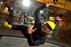 Hurricane Factory Tatralandia is cheapest vertical wind tunnel or Indoor skydiving arena in Europe. Indoor Skydiving, Indoor Activities, Sport, Deporte, Sports