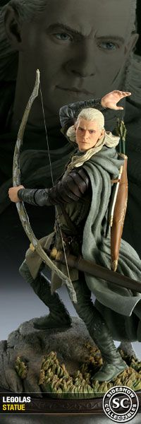 Legolas Polystone Statue Item Number: 200085 Manufactured by: Sideshow Collectibles Price: US $224.99