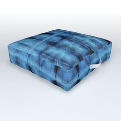 Buy Shibori Wilshire Blue Outdoor Floor Cushion by ninamay. Worldwide shipping available at Society6.com. Just one of millions of high quality products available.
