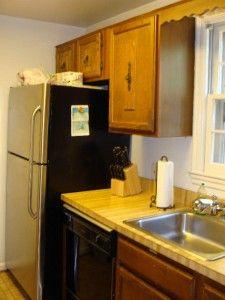 Kitchen update ideas under a full upgrade cost