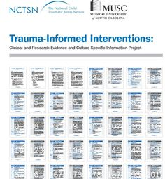 Trauma-Informed Interventions - Clinical and Research Evidence and Culture-Specific Information Project