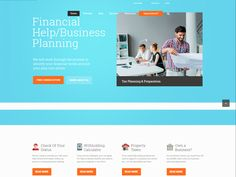TaxHelp is business free HTML template for companies who provide tax assistance to corporate and individual clients, for financial and law companies, and individual tax/finance advisors. Clean and modern design of TaxHelp will give your website a new fresh look. Check out this free HTML template and give your website a new look.