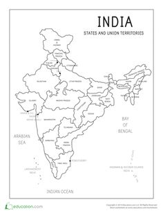 Are you looking for ways to practice cursive with your child? Use these worksheets to write in script, and learn fun facts about the nation of India and its traditions.