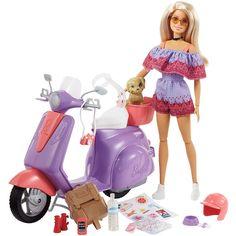 New 2018 Barbie Pink Passport doll sets Barbie Doll Set, Barbie Sets, Doll Clothes Barbie, Ken Doll, Mattel Barbie, Barbie Stuff, Barbies Dolls, Disney Barbie Dolls, Barbie Fashionista