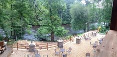 Toccoa Riverside Restaurant in Georgia Has An Unforgettable Setting